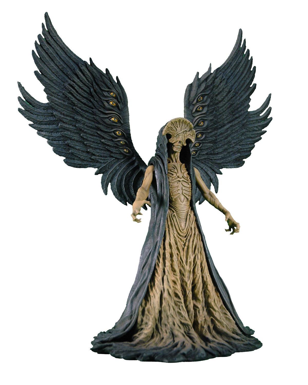 Press Release: Mezco - Angel of Death - Parry Game Preserve