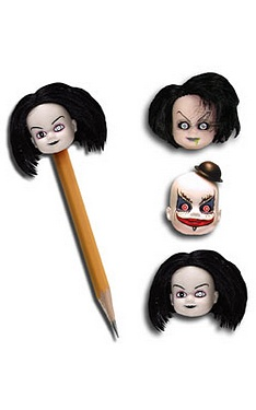 Mezco Toyz - Living Dead Dolls Pencil Toppers