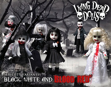 Mezco Toyz = Living Dead Dolls Series 19