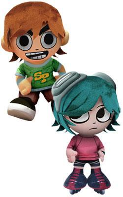 Mezco Toyz and Scott Pilgrim