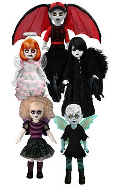 Mezco Toyz - Living Dead Dolls Wave 21