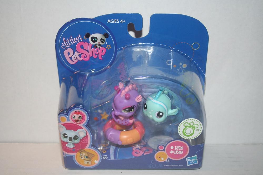 Littlest Pet Shop Seahorse Littlest Pet Shop 1314
