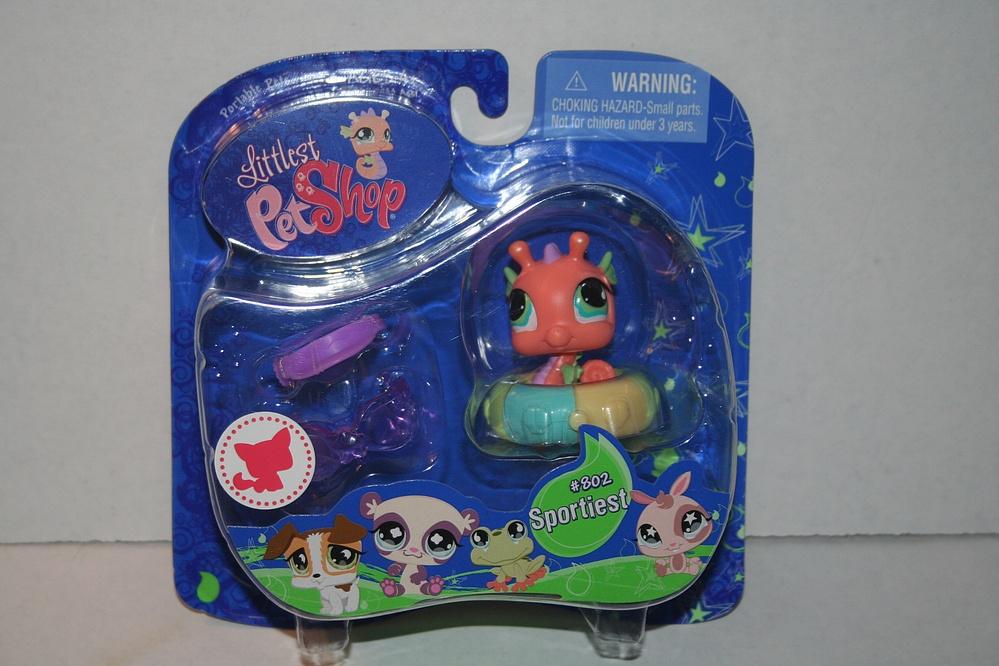 Littlest Pet Shop Seahorse Littlest Pet Shop 802