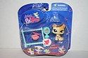 Littlest Pet Shop #832 - Kitten with Mirror