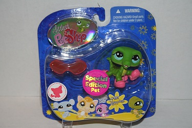 Littlest Pet Shop - #987 - Alligator - Special Edition!