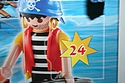 Playmobil Advent Calendar 2012 Day 24