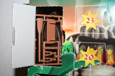 Playmobil Advent Calendar 2012 day 6