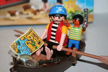 Playmobil Advent Calendar - Day 6 Dingy!
