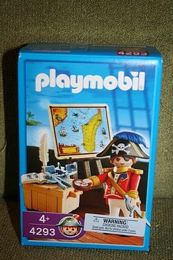 Playmobil - Pirate Captain, Set #4293