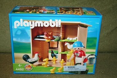 Playmobil - Special Set #4492, Chicken Coop