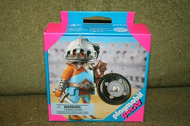 Playmobil - Special Set #4653, Roman Gladiator