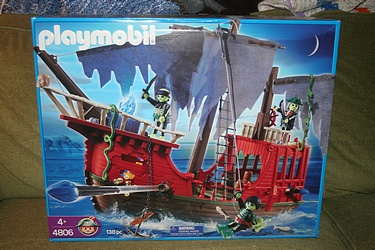 Playmobil - Ghost Pirate Ship #4806