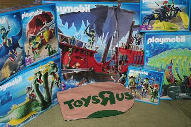 Playmobil - Ghost Pirates