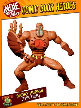 Shocker Toys - Barry Hubris