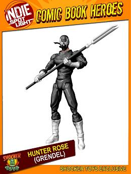 Shocker Toys - Hunter Rose