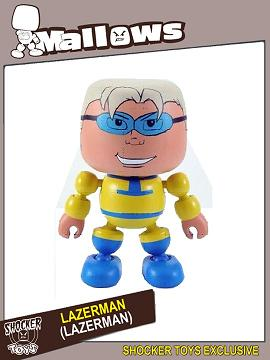 Shocker Toys - Lazerman