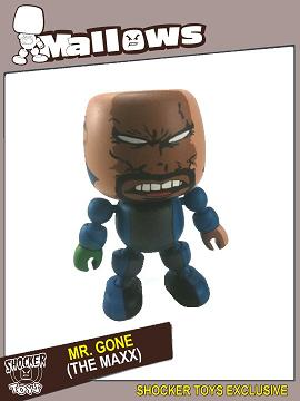 Shocker Toys - Mr. Gone