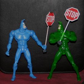 Shocker Toys - The Tick