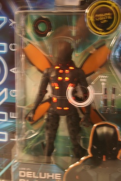 Spin Master - Tron Legacy Deluxe Black Guard