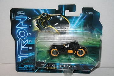 Spin Master: Tron Legacy - Clu's Light Cycle Diecast