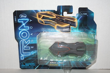 Tron Legacy - Grid Limo Diecast