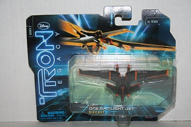 Tron Legacy - One Man Light Jet Diecast