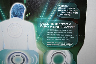 Tron Legacy: Deluxe Identity Disc: Kevin Flynn