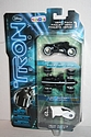 Tron - Die Cast Hero Vehicle 3-Pack [Vintage Light Cycle, Sam's Light Cycle & Off-Road Light Cycle]