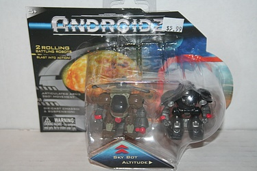 ToyQuest Androidz - Sky Bot & Altitude