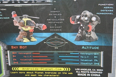 ToyQuest - Androidz: Sky Bot & Altitude