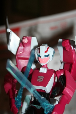 Transformers Animated - Arcee