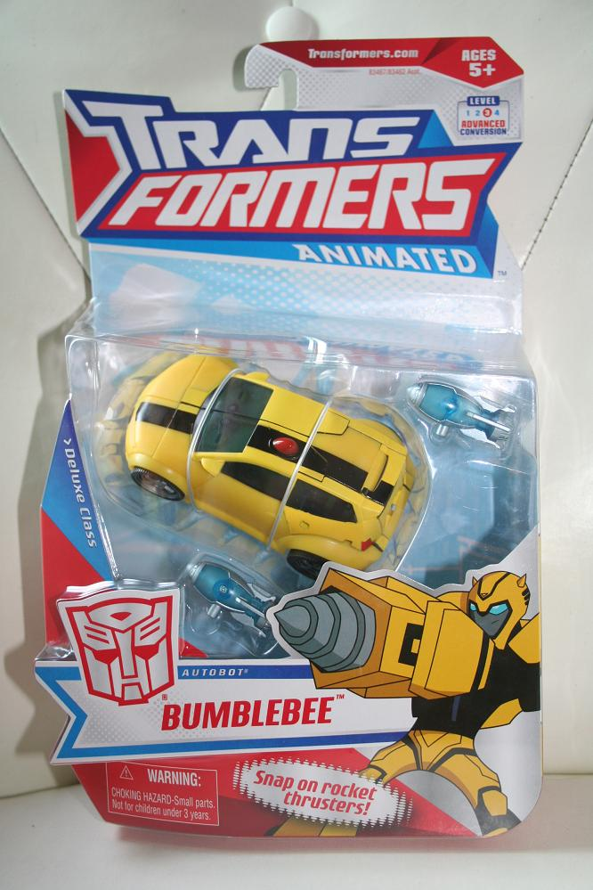transformers animated toy bumblebee eBay