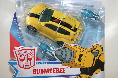 Transformers Animated - Bumblebee