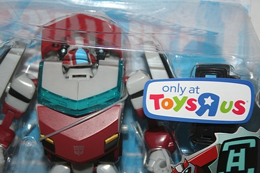 Transformers Animated - Toys R Us Exclusive Cybertron Mode Ratchet