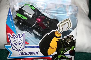 Transformers Animated - Lockdown