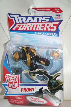 Transformers Animated - Prowl