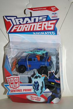 Transformers Animated - Sentinel Prime