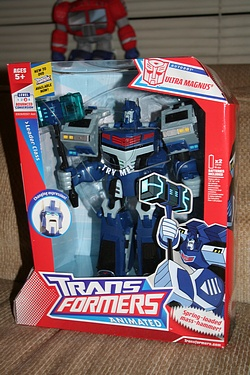 Transformers Animated - Leader Class Ultra Magnus