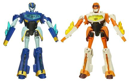Transformers Animated - Jetstorm and Jetfire 2-pack