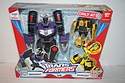 Transformers Animated: Target Exclusives - Shockwave vs. Bumblebee