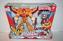 Transformers Animated - Target Exclusives: Sunstorm vs. Ratchet