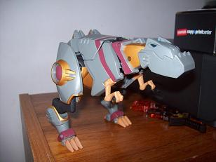 Transformers Animated - Grimlock