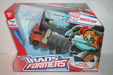 Transformers: Animated - Wreck-Gar