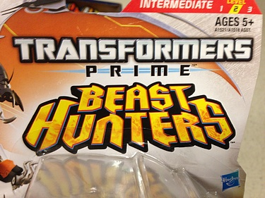 Transformers - Beast Hunters Checklist