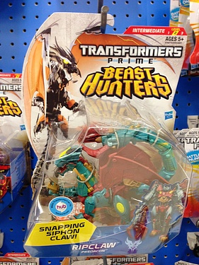 Transformers Prime - Beast Hunters (2013) - Ripclaw