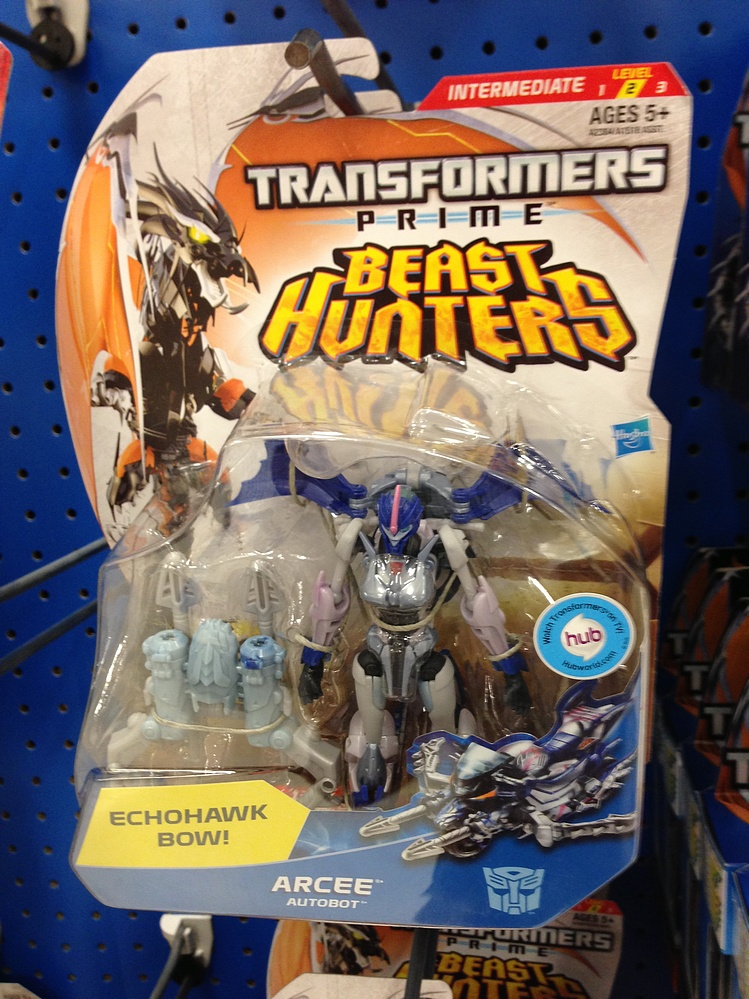 Transformers Hunt The Beasts