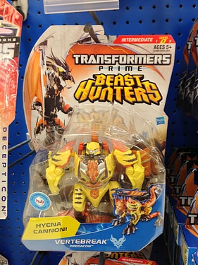 Transformers Prime - Beast Hunters (2013) - Vertebreak