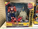 Transformers Cyberverse Power of the Spark - Spark Armor Elite - Optimus Prime
