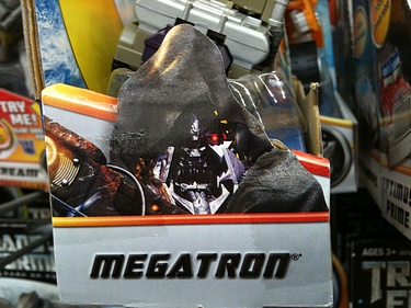 Transformers Dark of the Moon (2011) - Megatron