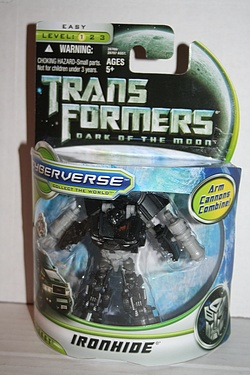 Transformers - Dark of the Moon - Commander Class Ironhide